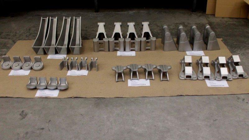 Fabrica de peças e acessórios de metal