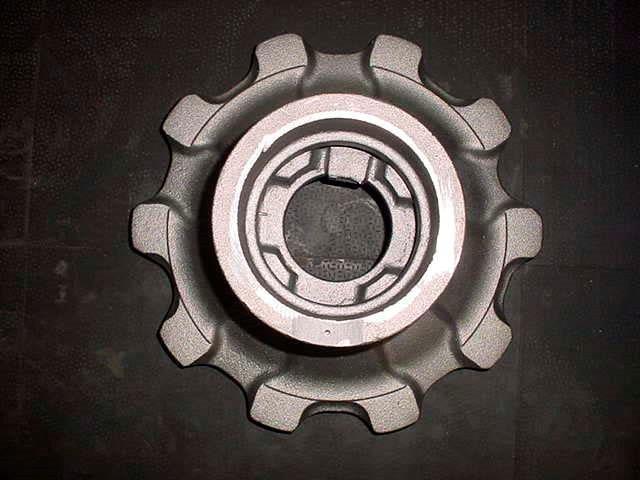 Fabricação de peças em metal