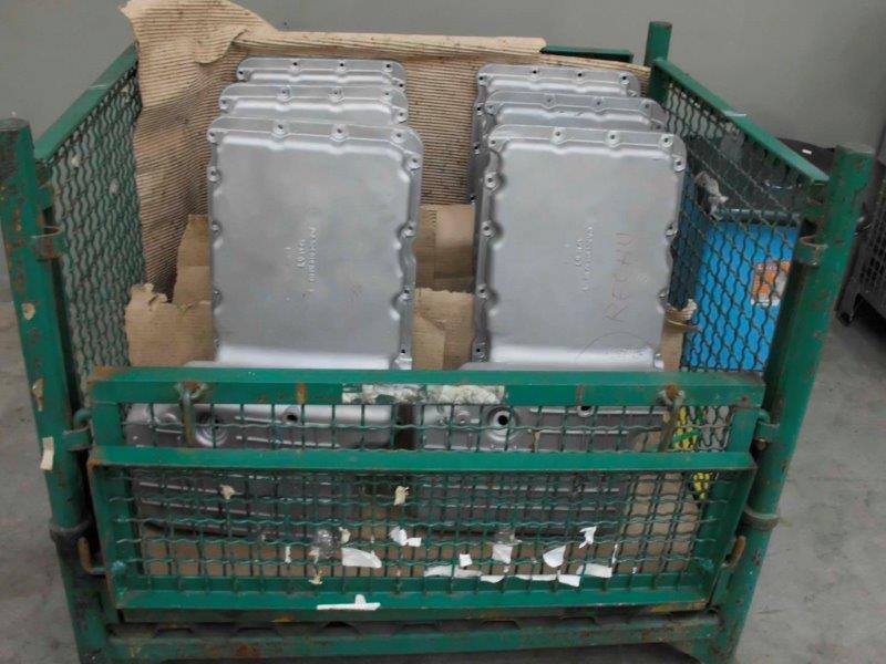 Peças fundidas em alumínio
