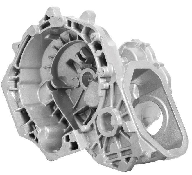 Protótipo de alumínio